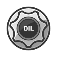 Oil Cap Sticker