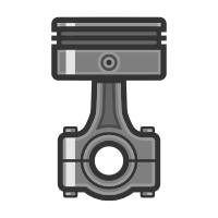 Piston Sticker